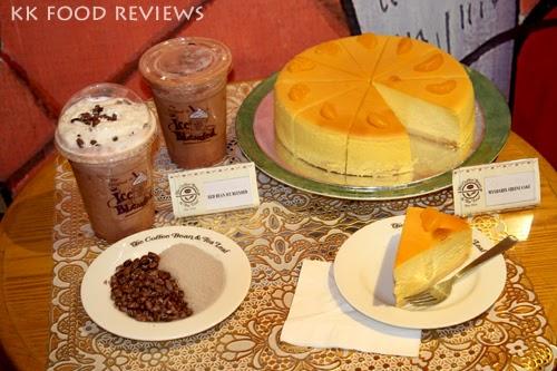 Blended Orange Cake