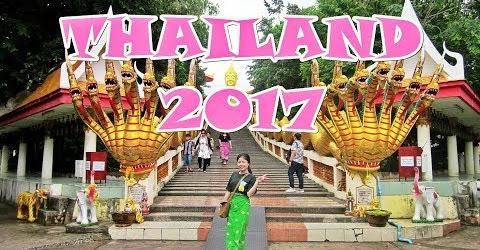 [#VLOG 3] THAILAND WITH ME - Đi Thái Lan với Tuyền - part 2 - Tuyentekong