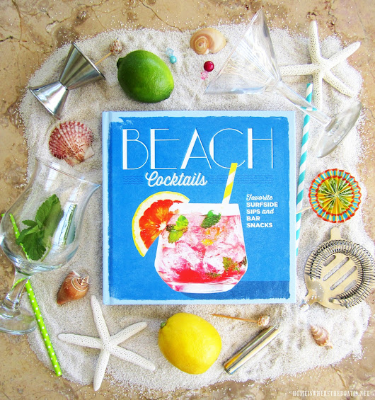 Thirst-Aid Kit: Beach Cocktails and Book Giveaway