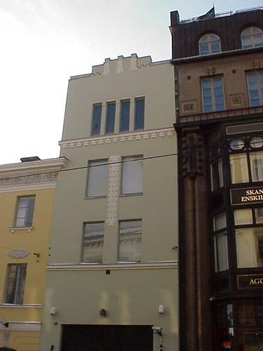 A Building in Helsinki