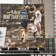 Design Work Life » Colle + McVoy: Caribou Coffee Life Is Campaign