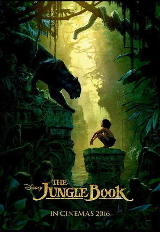The First Poster of 'The Jungle Book' -