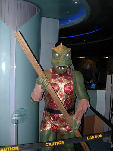 2006-04 Star Trek Experience Gorn