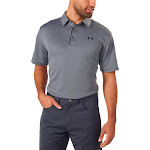 Under Armour Men's Tech Polo, Black, Small