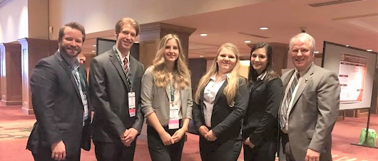 HCAD students present research at national conference | University of Wisconsin-Eau Claire