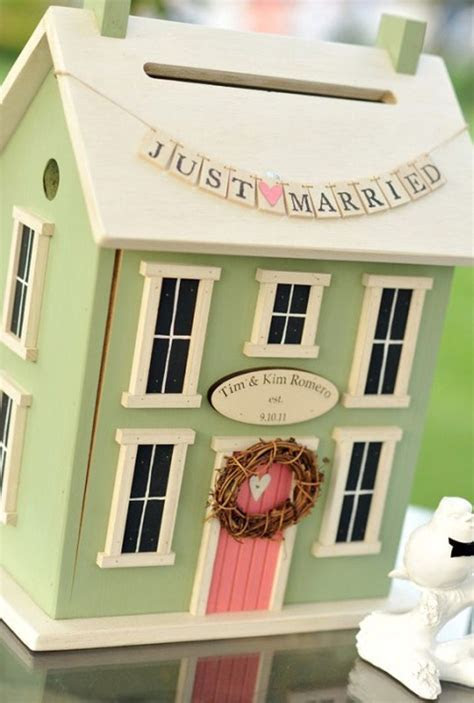 11 Unique Wedding Card Box Ideas ~ we this