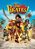 The Pirates! Band of Misfits | filmes-netflix.blogspot.com