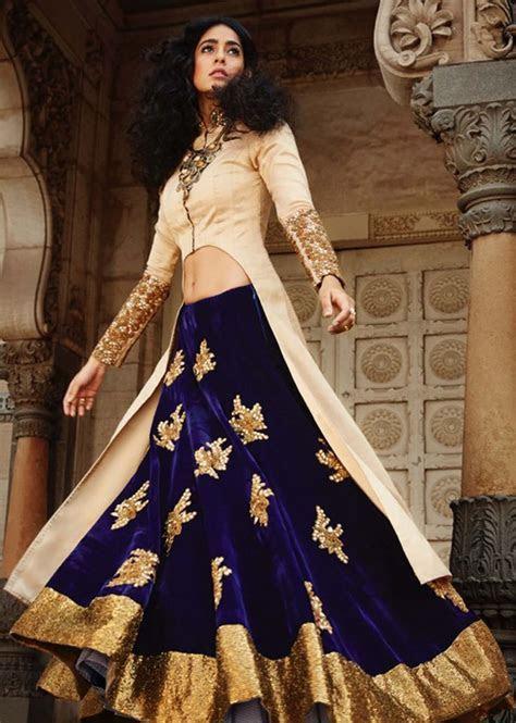 Latest bridal lehenga designs 07   Indian Makeup and