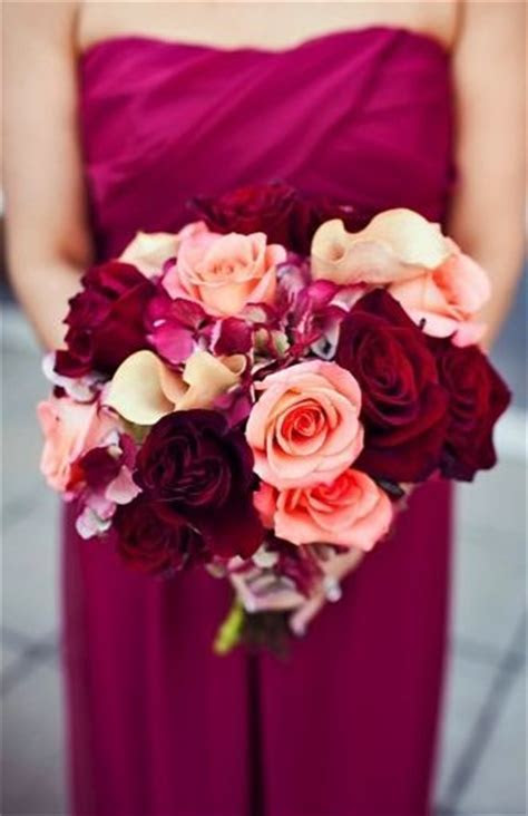 1000  ideas about Raspberry Bridesmaid Dresses on
