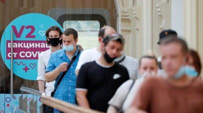 Песков заявил, что вакцинация в России остаётся добровольной
