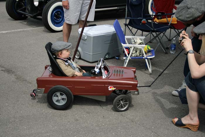 Carshow Kids Rods