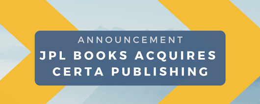 Announcement: JPL Books acquires Certa Publishing