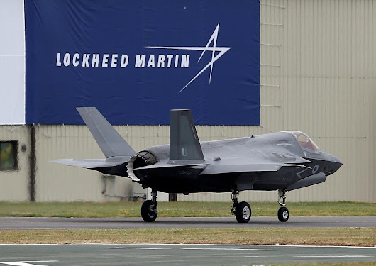 Lockheed Martin profit beats, downplays Saudi exposure