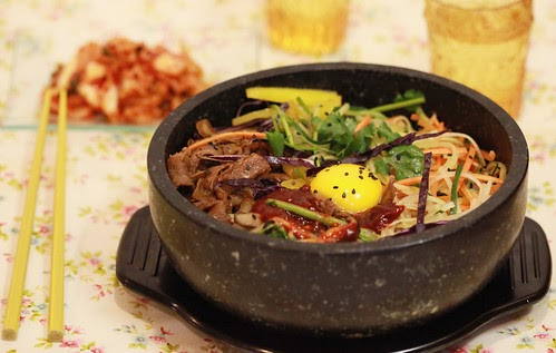 Bibimbap Stone Pot Rice Korean Deelish Recipes
