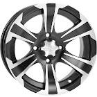 ITP SS Alloy SS312 Wheel 14x8 - 4/110 - 5+3