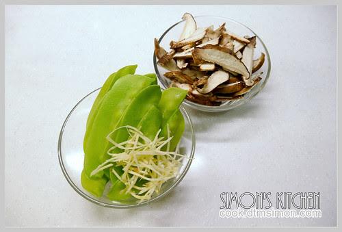 鮮香菇炒豌豆莢01.jpg