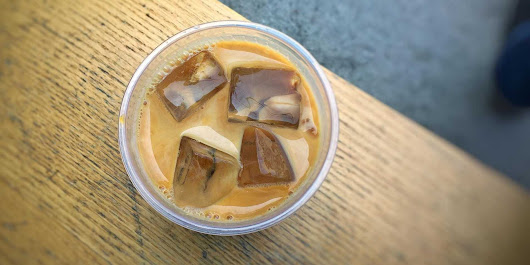 There are two scientifically superior ways to make iced coffee with next to no effort