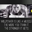 Build Your Willpower to Improve Your Scores
