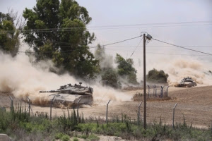 כוחות בגבול הרצועה