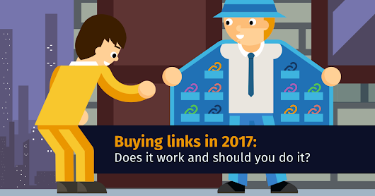 Should you be buying links for SEO in 2017?