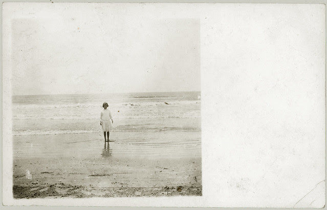 Galveston Beach 1913