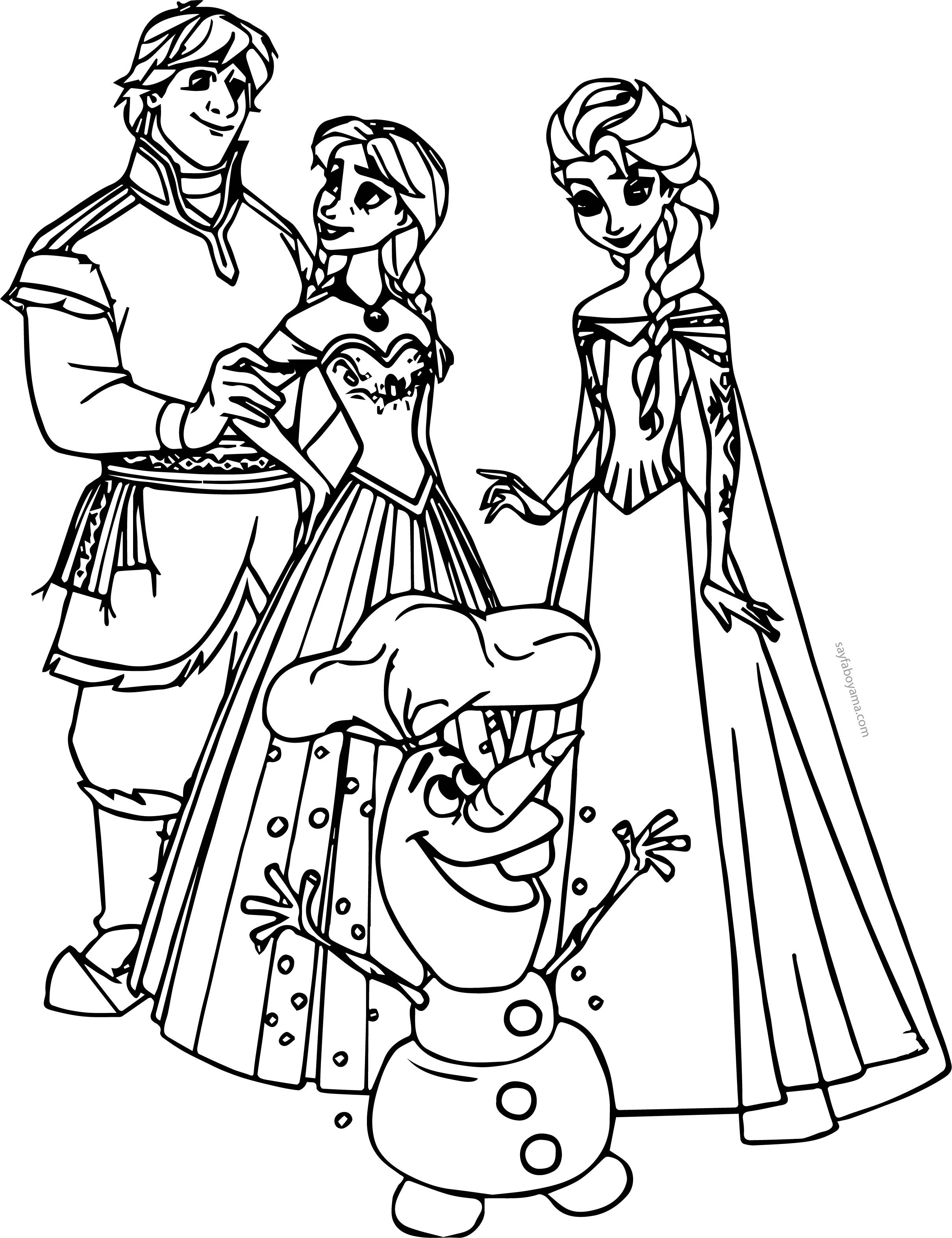 Fresh Stocks Of Elsa Frozen Coloring Page Coloring Pages