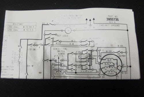 34 Wiring Diagram For Kenmore Dryer Model 110