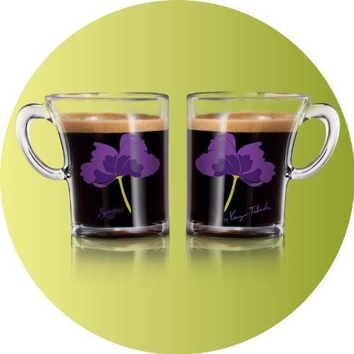 cafetiere philips hd7870 91 senseo twist kenzo takada edition limit e avec ses 2 tasses le. Black Bedroom Furniture Sets. Home Design Ideas