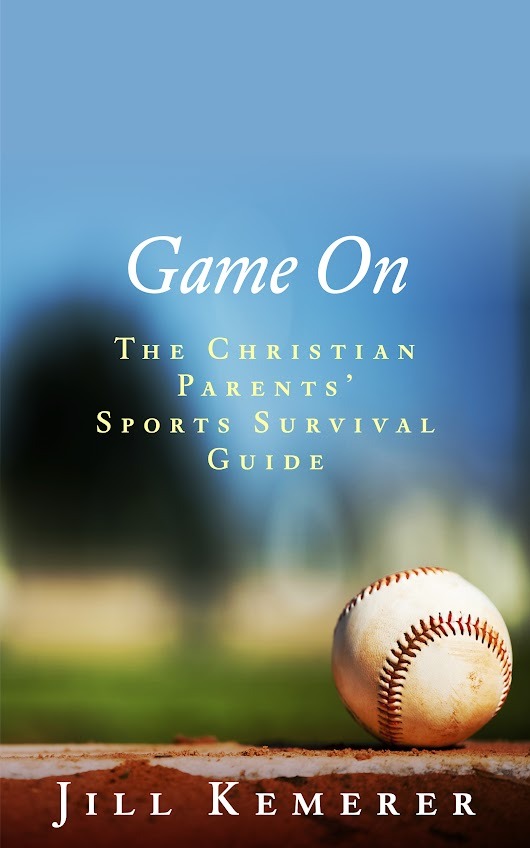 {Coming Soon} Game On - Jill Kemerer | Christian Author