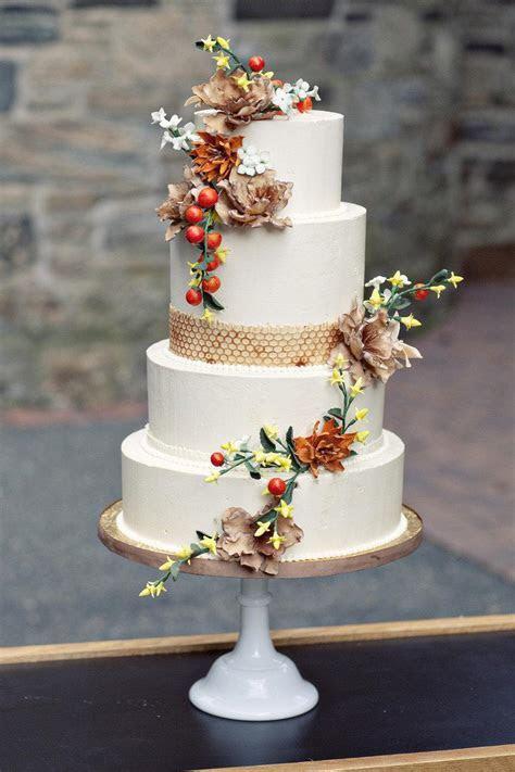 Delightful Wedding Cake Ideas With Unique Details   Weddbook