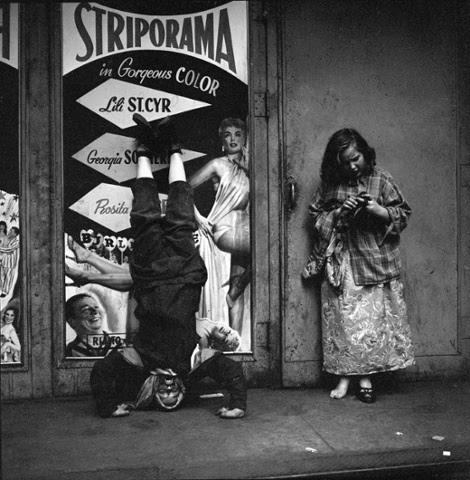 1953, New York.