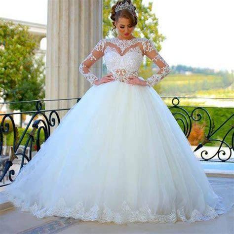Vintage Plus Size Wedding Dresses 2016 Ball Gown Appliques