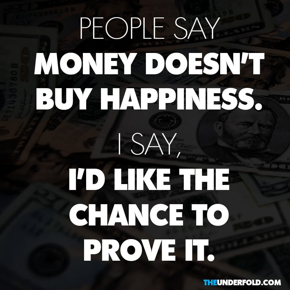 Can money you happiness Money can t happiness essay in e does not have dissertation