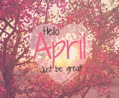 Resultado de imagem para hello april