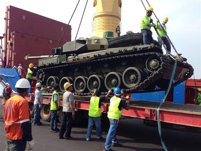 Oplot_M tanks