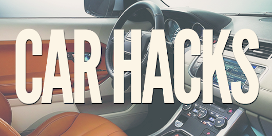 4 Useful Car Hacks You Never Knew!