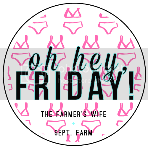 Oh Hey, Friday! {Beauty Box, #relationship Goals, Sandwiches, Blog Posts, & Love}