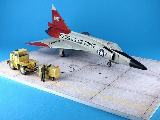 1/72 F-102A Meng, 317th FIS | Military Miniatures H.Q.