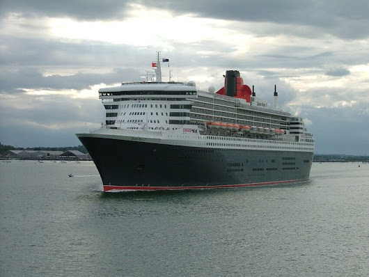 All Aboard the Queen Mary 2 - Traveleering