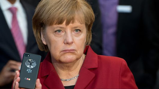 Germany finds no evidence that US tapped Angela Merkel's mobile