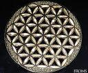 すべての生命の創造のアーカシックレコードを含む形古代神聖幾何学フラワーオブライフ【メール...
