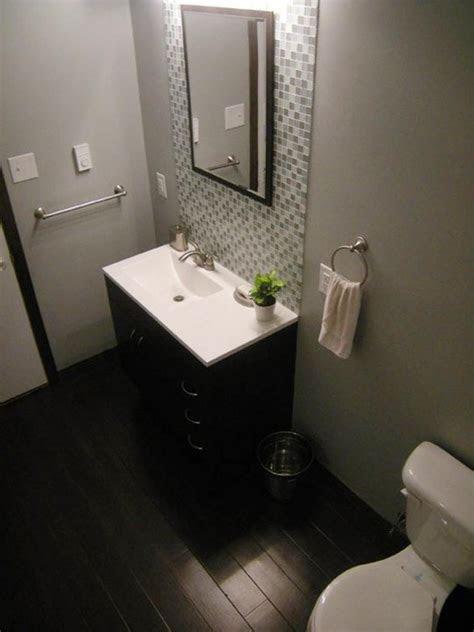 Diy Small Bathroom Makeover On A Budget | Minimalist Home ...