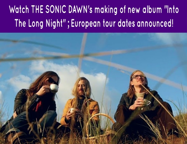 The Sonic Dawn Band Photo