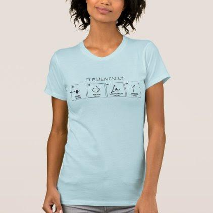 I Slay Elementally (Black Print) Tshirt