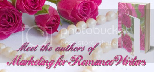 Meet the Authors of Marketing for Romance Writers - Monthly Retweet Day #MFRWauthor