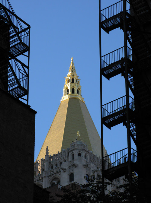 the New York Life Insurance Building, Manhattan, NYC