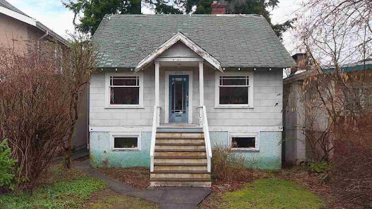 Why a rundown house could still be a bargain at $2.4M ... in Vancouver