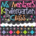 Ms. Mentzer's Kindergarten Class