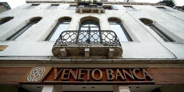Filiale der Banca Vento