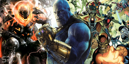 Marvel Phase 4: Predicting The MCU's Next Infinity War Event